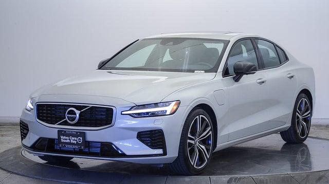 2019 Volvo S60 Hybrid Plug-in T8 R-Design eAWD