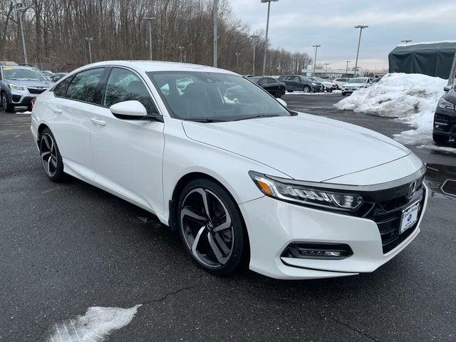 2019 Honda Accord 1.5T Sport FWD