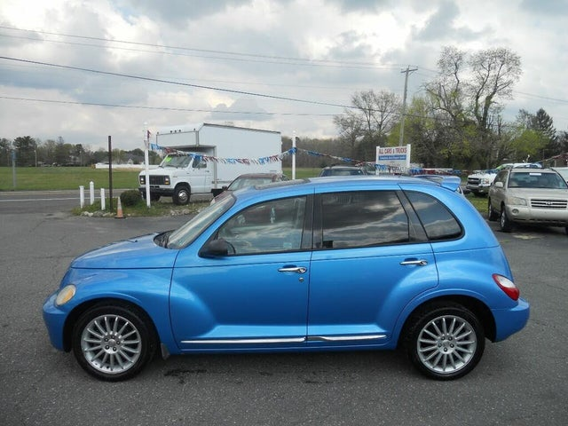 2008 Chrysler PT Cruiser Limited Wagon FWD