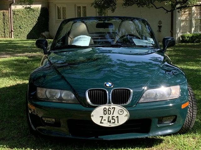 1999 BMW Z3 2.8 Roadster RWD