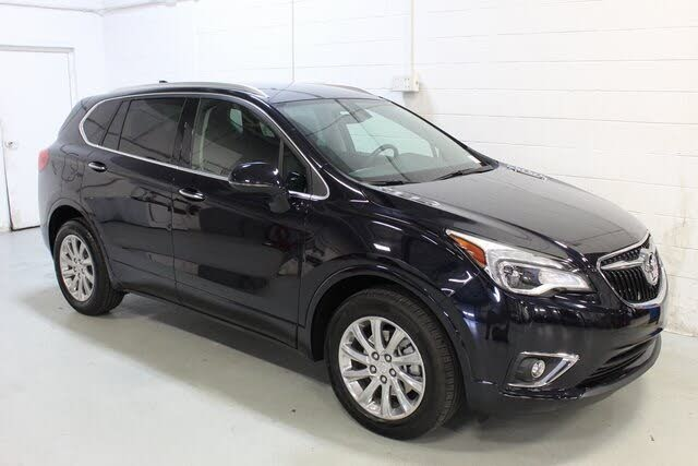 2020 Buick Envision Essence AWD