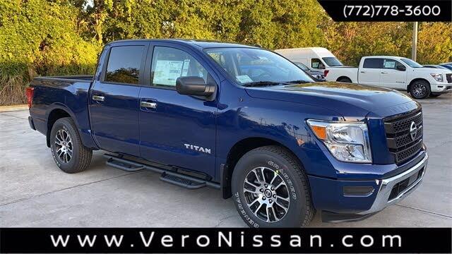 2021 Nissan Titan SV Crew Cab RWD