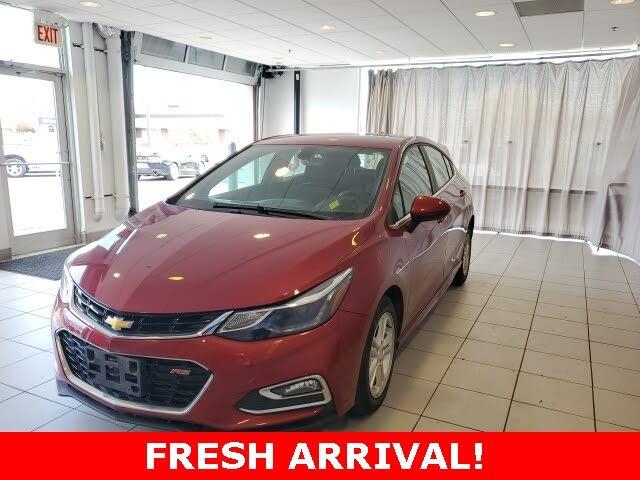 2018 Chevrolet Cruze LT Hatchback FWD