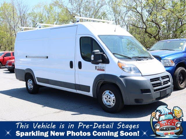 2014 RAM ProMaster 3500 159 High Roof Extended Cargo Van