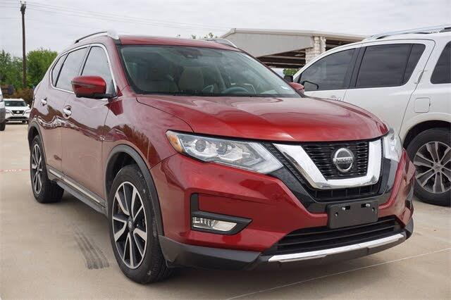 2020 Nissan Rogue SL FWD