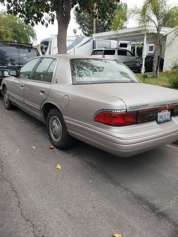 1995 Mercury Grand Marquis 4 Dr GS Sedan