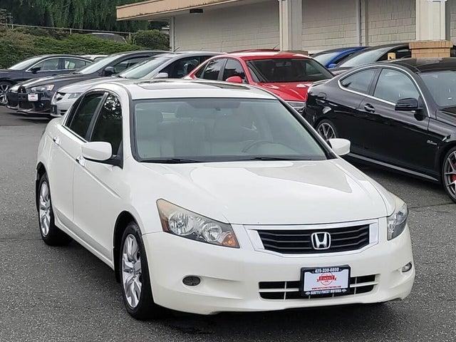 2008 Honda Accord EX-L V6 with Nav