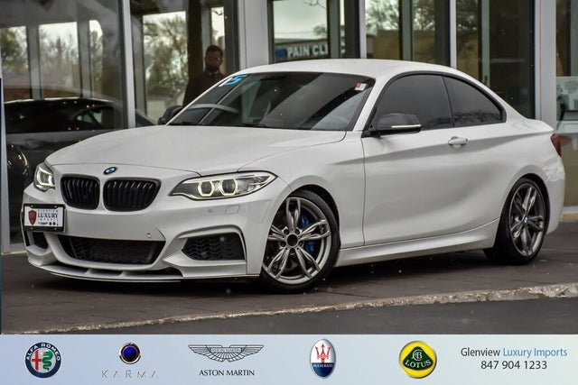 2015 BMW 2 Series M235i xDrive Coupe AWD