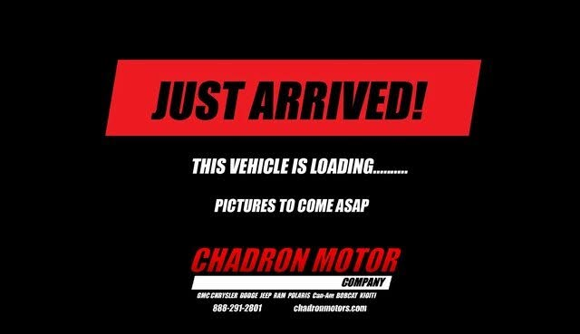 2018 RAM 5500 Chassis Tradesman DRW 4WD