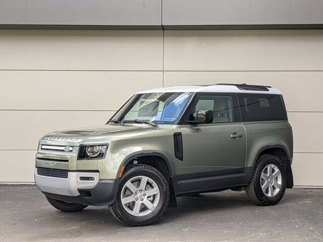 2021 Land Rover Defender 90 S AWD