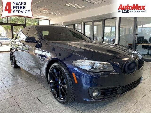2014 BMW 5 Series 535i Sedan RWD