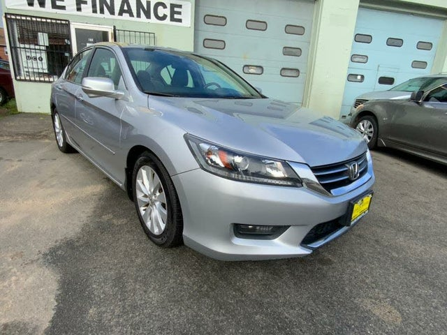 2015 Honda Accord EX-L with Nav