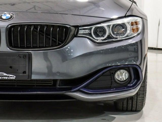 2016 BMW 4 Series 428i xDrive Gran Coupe AWD