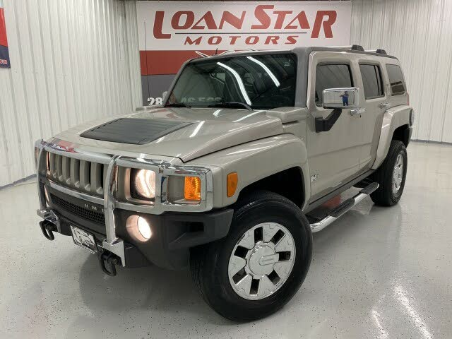2007 Hummer H3 4 Dr Luxury