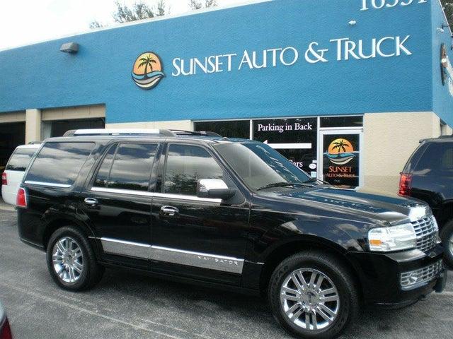 2008 Lincoln Navigator 4WD