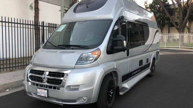 2017 RAM ProMaster 3500 159 High Roof Extended Cargo Van with Window