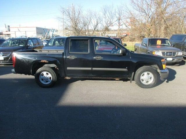 2008 Chevrolet Colorado LT Crew Cab RWD