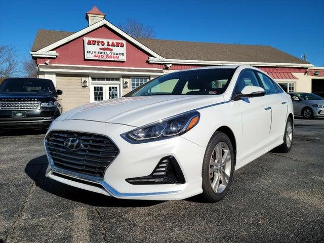2018 Hyundai Sonata Sport FWD