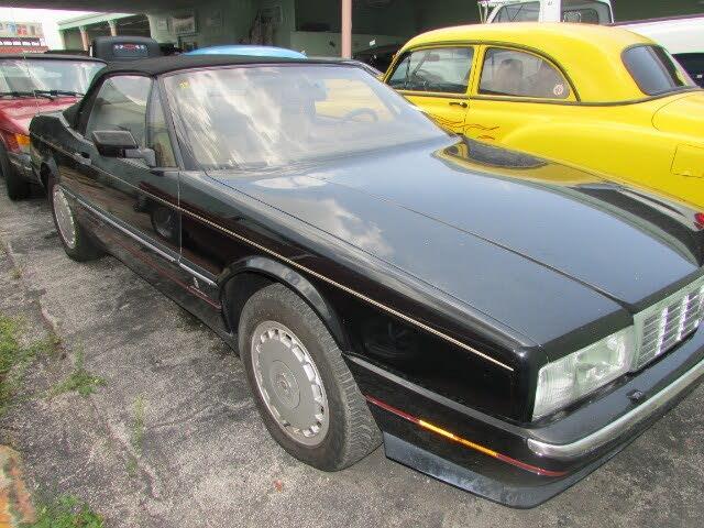 1991 Cadillac Allante FWD