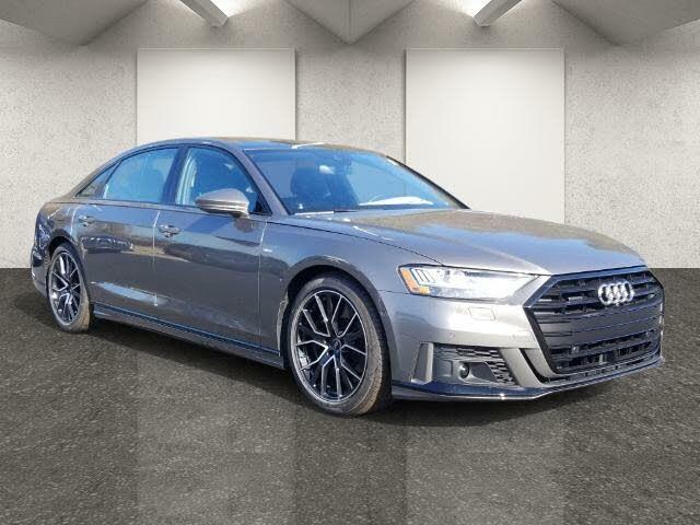 2021 Audi A8 L 4.0T quattro AWD