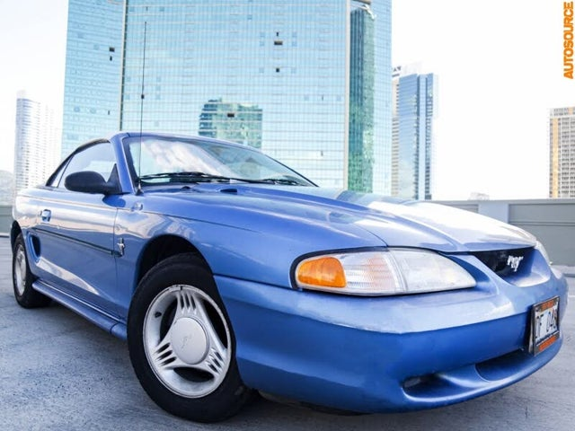 1994 Ford Mustang Convertible RWD