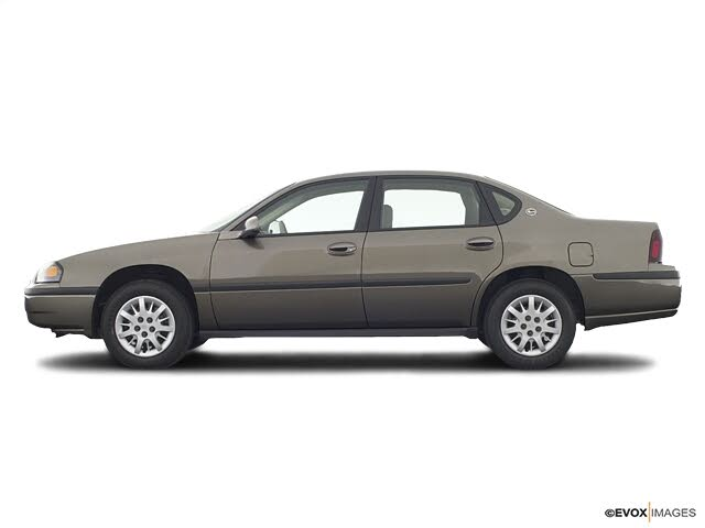 2004 Chevrolet Impala FWD