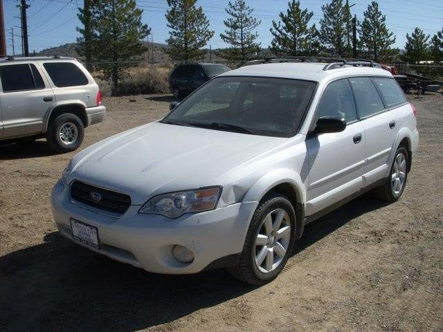 2006 Subaru Outback 2.5i Wagon AWD