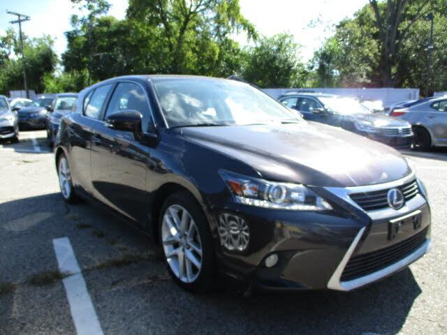 2015 Lexus CT Hybrid 200h FWD