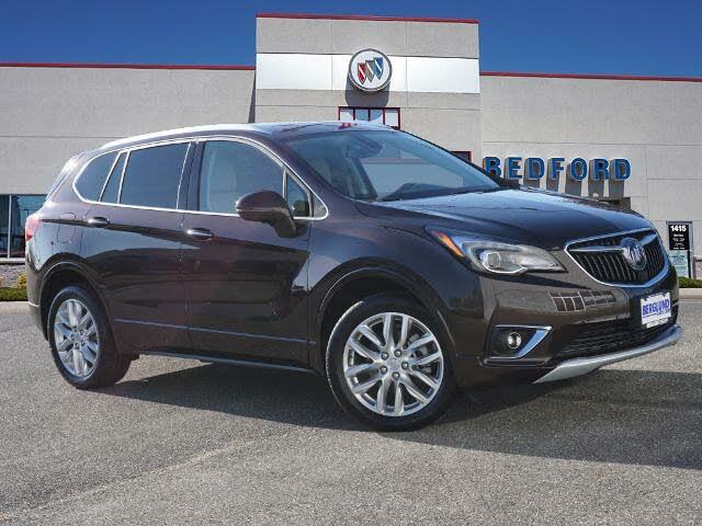 2020 Buick Envision Premium II AWD