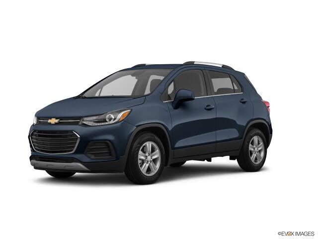 2021 Chevrolet Trax LT FWD