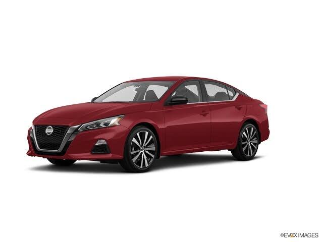 2021 Nissan Altima 2.5 SR AWD