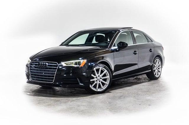 2015 Audi A3 2.0T quattro Premium Plus Sedan AWD