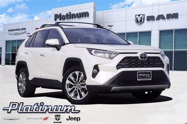 2019 Toyota RAV4 Limited FWD