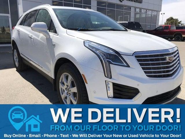 2019 Cadillac XT5 Platinum AWD