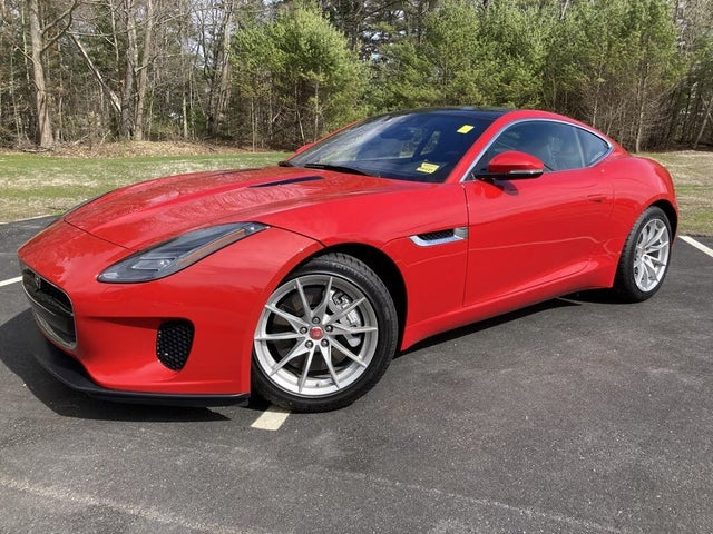2020 Jaguar F-TYPE P300 Coupe RWD
