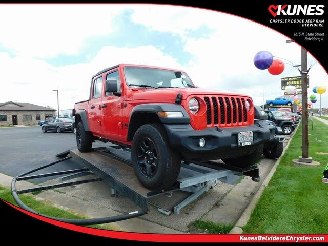 2020 Jeep Gladiator Sport Crew Cab 4WD