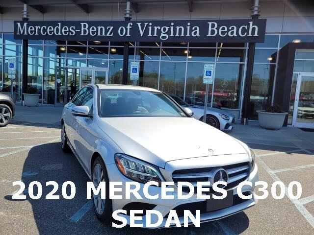 2020 Mercedes-Benz C-Class C 300 Sedan RWD