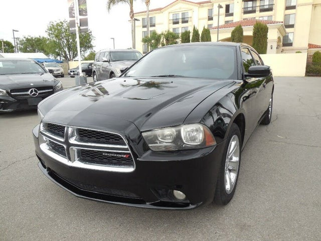 2013 Dodge Charger SXT Plus RWD