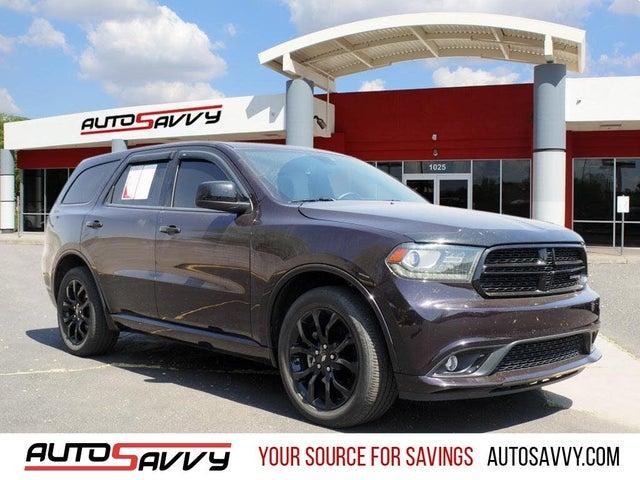 2019 Dodge Durango SXT Plus RWD