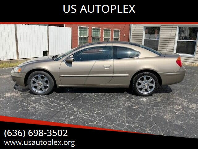 2002 Chrysler Sebring LXi Coupe FWD