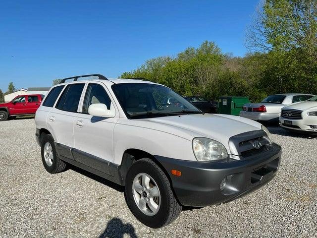 2005 Hyundai Santa Fe GLS FWD