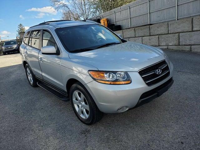 2009 Hyundai Santa Fe 3.3L Limited AWD