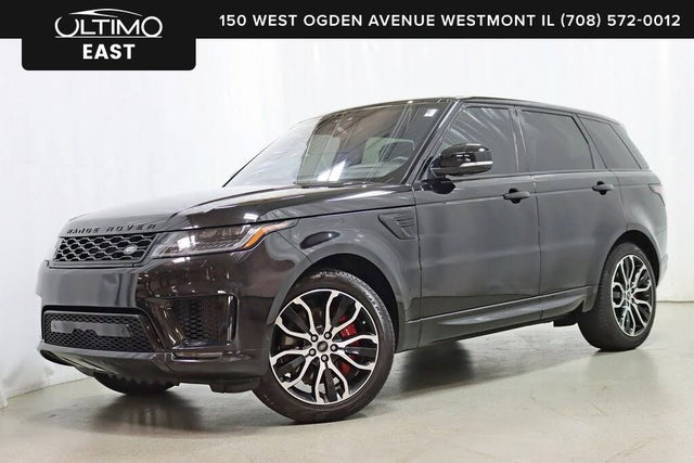 2019 Land Rover Range Rover Sport V6 HSE Dynamic 4WD