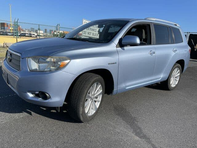 2008 Toyota Highlander Hybrid Base