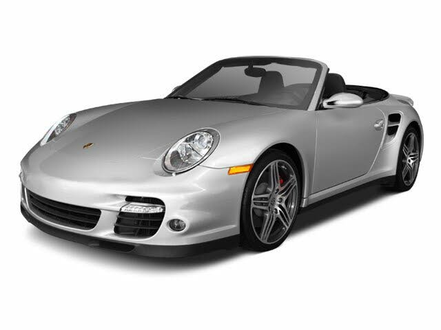 2008 Porsche 911 Carrera 4S Convertible AWD