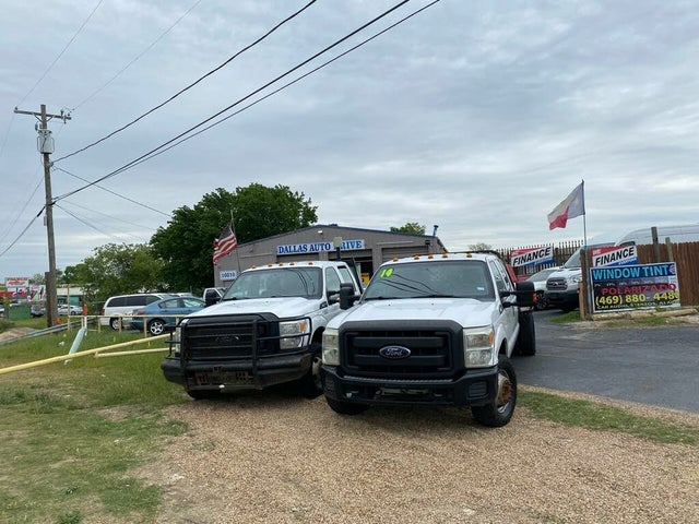 2014 Ford F-350 Super Duty Chassis XL Crew Cab DRW 4WD