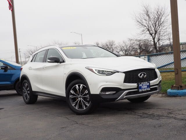 2018 INFINITI QX30 Premium AWD