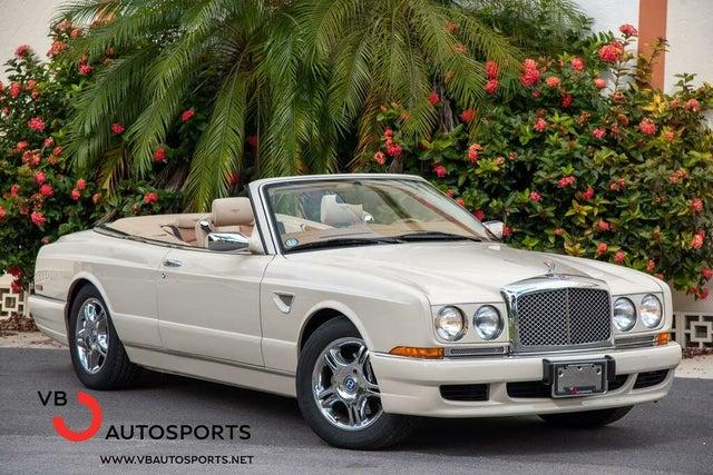 2001 Bentley Azure Mulliner RWD