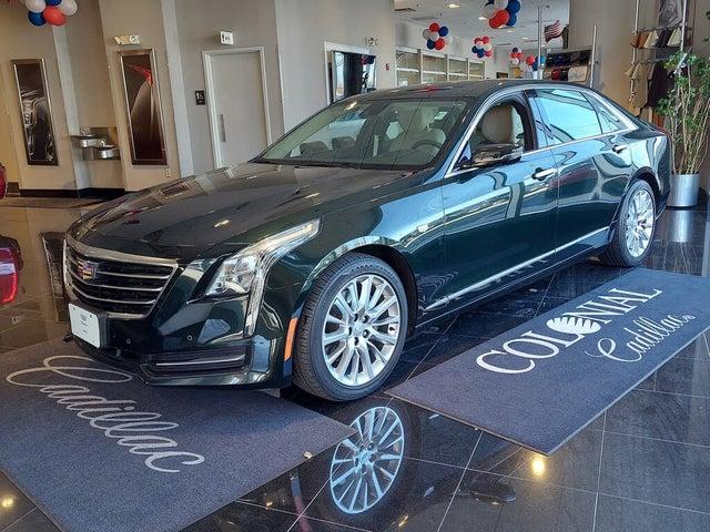 2017 Cadillac CT6 3.6L AWD