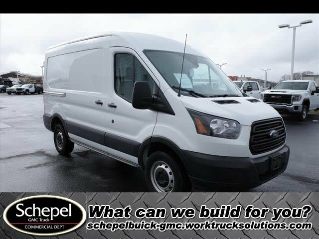2019 Ford Transit Cargo 250 Medium Roof RWD with Sliding Passenger-Side Door